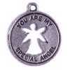 Pendant With You're My Special Antique Pewter